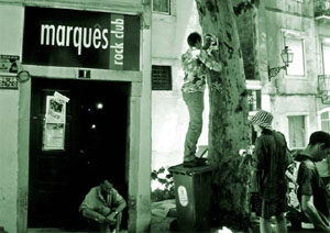 Marques Rock Club, Lisbon